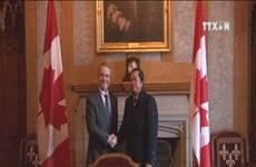 Vietnam eyes reinforced ties with Canada