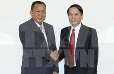 Vietnam, Laos news agencies agree on closer ties