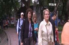 Hanoi records four million international arrivals in 2016