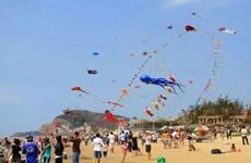 Int'l Kite Festival in Vung Tau
