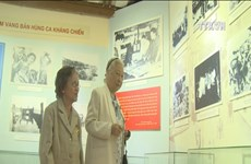 Exhibition marks 70th National Resistance Day