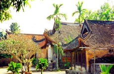 Bac Giang to design conservation plan of Vinh Nghiem Pagoda