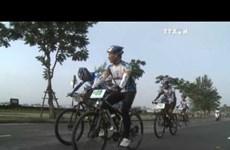 Riding tour discovers Da Nang's Son Tra Nature Reserve
