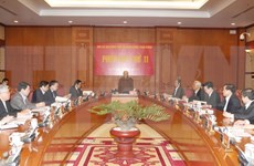 Party leader requests stronger action in corruption fight