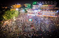 Tet celebrations await visitors in Hanoi