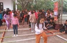 Son La traditional culture spotlights in Hanoi