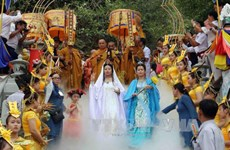Quan The Am festival brings foreign guests