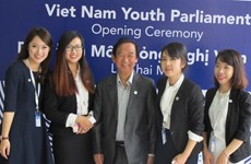 Mock parliament helps youth gain lawmaking knowhow