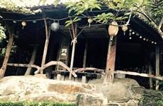 Memory garden in Da Nang city