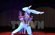 Vietnam wins highest prix at Cuba circus festival