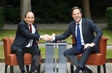 PM Nguyen Xuan Phuc in Netherlands