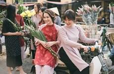 Nguyen Quoc Dung photos of women in ao dai