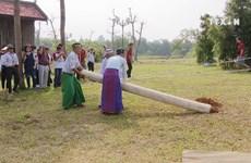 Cham ethnic celebration draws attention
