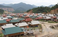 Lai Chau settlers happy with their new life