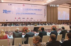 Forum calls for improvement of business environment