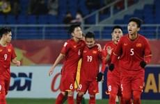 Vietnam beat Iraq for Asian U23 champs' semi-finals