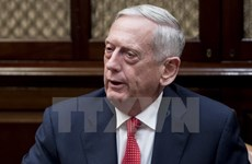 US Defence Secretary meets with Indonesian Foreign Minister