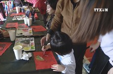 Cultural event brings Tet closer to children