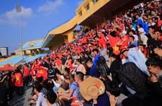 Hanoi heats up before Vietnam-Qatar match