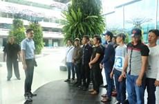 Indonesia returns 16 Vietnamese fishermen ahead of Tet