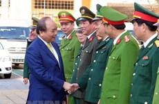 Prime Minister makes New Year visit to Da Nang