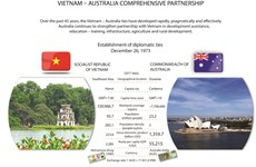 Vietnam - Australia comprehensive partnership