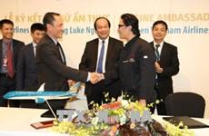 Chef named Vietnam Airlines' food ambassador