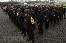 Indonesia deploys 20,000 policemen to secure May Day rally