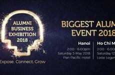 Alumni join hands to open business opportunities