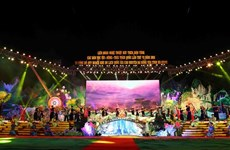 Opening of 6th National Festival of Traditional Then singing
