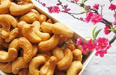 Cashew exports hit over 1.3 billion USD
