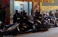HCM City police deal with 310 extremists