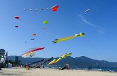 Colourful kite festival held in Da Nang