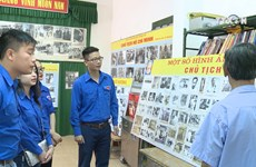 Veteran spends 20 years collecting photos of Uncle Ho