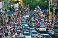 Foreigners' views on traffic in Vietnam