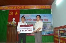Agribank helps Ly Son district build national-standard kindergarten