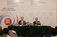 Hanoi to host World Economic Forum on ASEAN in September