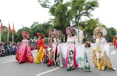 Hanoi street festival marks 10 years of city boundary extension