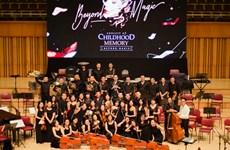 Concert recalls beautiful childhood memories