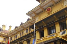 Flag-raising ceremony in Hanoi marks ASEAN establishment