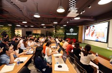 Conference looks to boost innovative startups in Vietnam