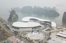 Ha Long aims to turn into international tourism hub