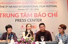 5th Hanoi International Film Festival underway