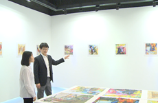 Artificial Intelligence enables students to create artwork