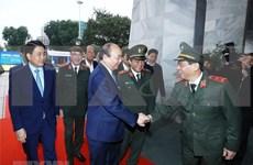 PM inspects DPRK-USA Hanoi Summit int'l media centre
