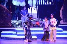 Vietnamese folk opera wows northern audiences