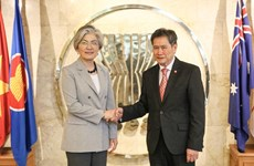 RoK hopes to expand relations with ASEAN: Kang