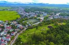 Changes in former battlefield of historic Dien Bien Phu campaign