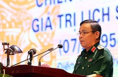 Symposium highlights values of Dien Bien Phu victory