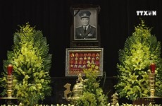 State funeral for former President Le Duc Anh